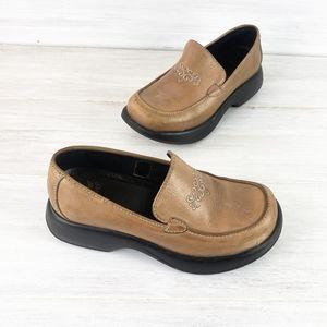 Dansko Leather Clogs Size 37